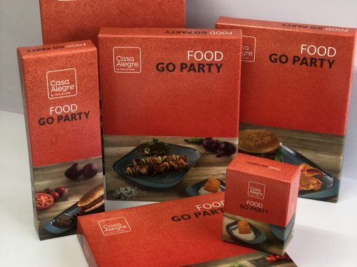Vista Alegre – Food Go Party